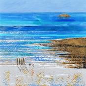 Image of Blue Horizon, Camel Estuary, Cornwall