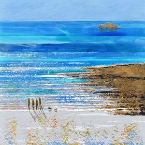 Image of Blue Horizon, Camel Estuary, Cornwall