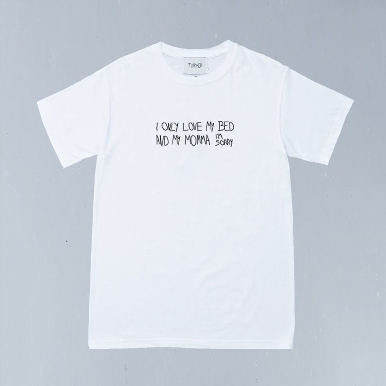 Image of PRE ORDER: LOVE T-SHIRT - WHITE