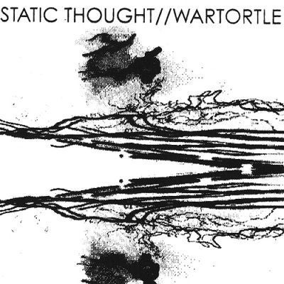 Image of Static Thought / Wartortle split 7""
