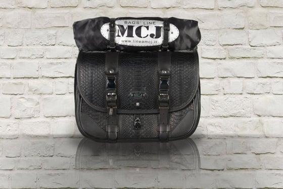 """Image of MCJ """"EXCLUSIVE"""" PYTHON BAG"""