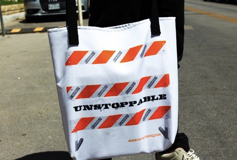 Image of UNSTOPPABLE TOTE