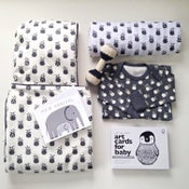 Image of Monochrome Baby Gift Box