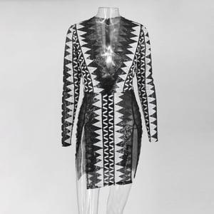Image of AZTEC DRESS