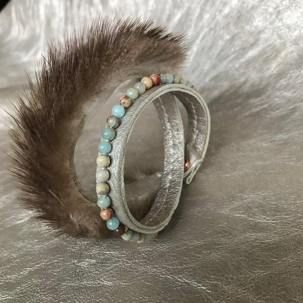 Image of River Otter Wrap Bracelet