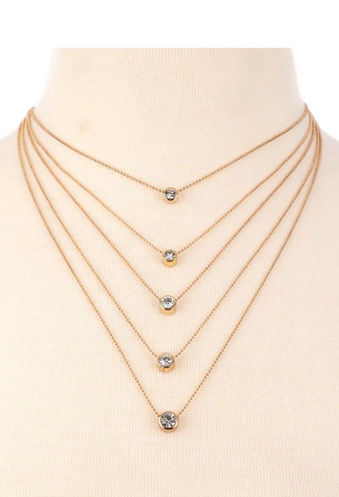 "Image of ""Lotty Dotty"" necklace"