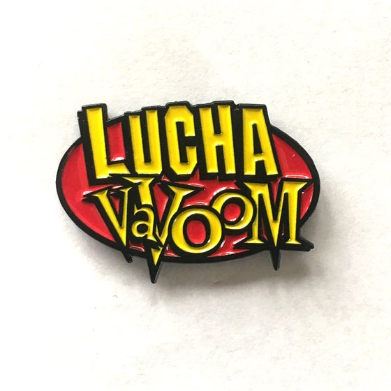 Image of Lucha VaVOOM Pin