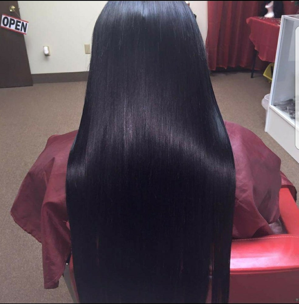 Image of #1SOLD 9A Mink Virgin Peruvian Straight