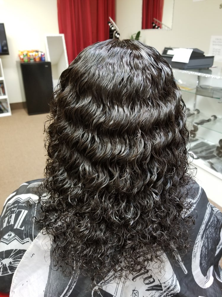 Image of 9A Mink Virgin Brazilian Loose wave