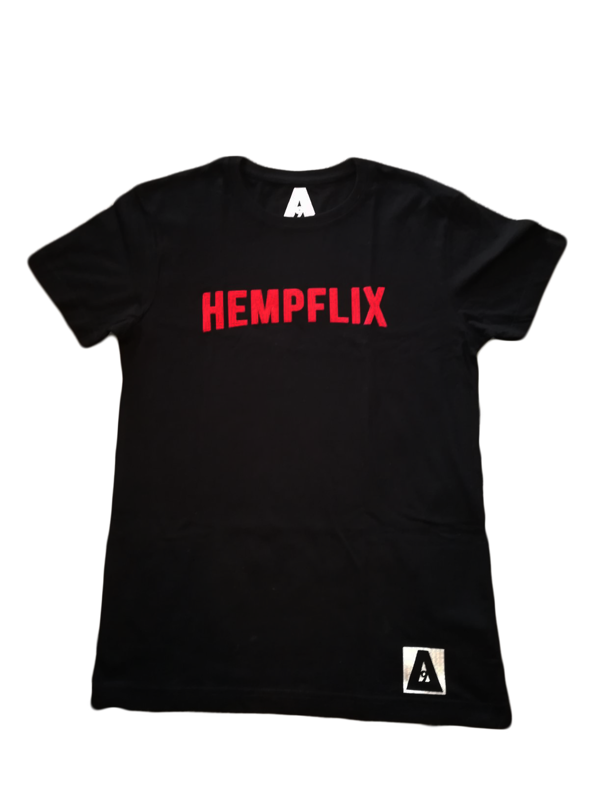 "Image of DELTA9INE ""HEMPFLIX"" T-SHIRT"