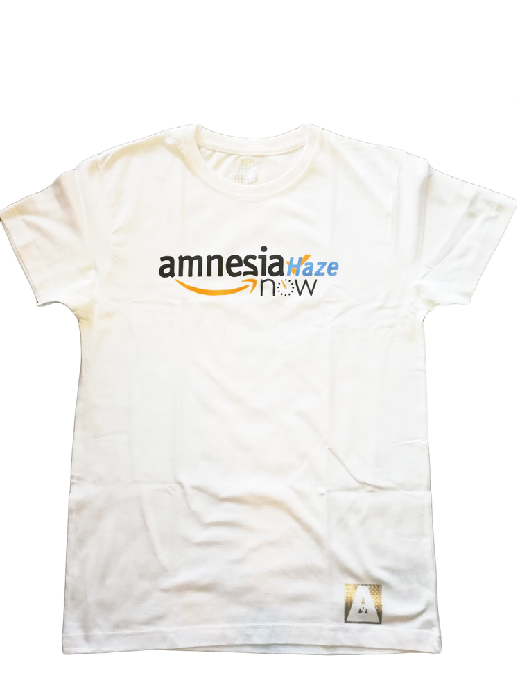 "Image of ΔELTA9INE ""AMNESIA HAZE NOW"" T-SHIRT"