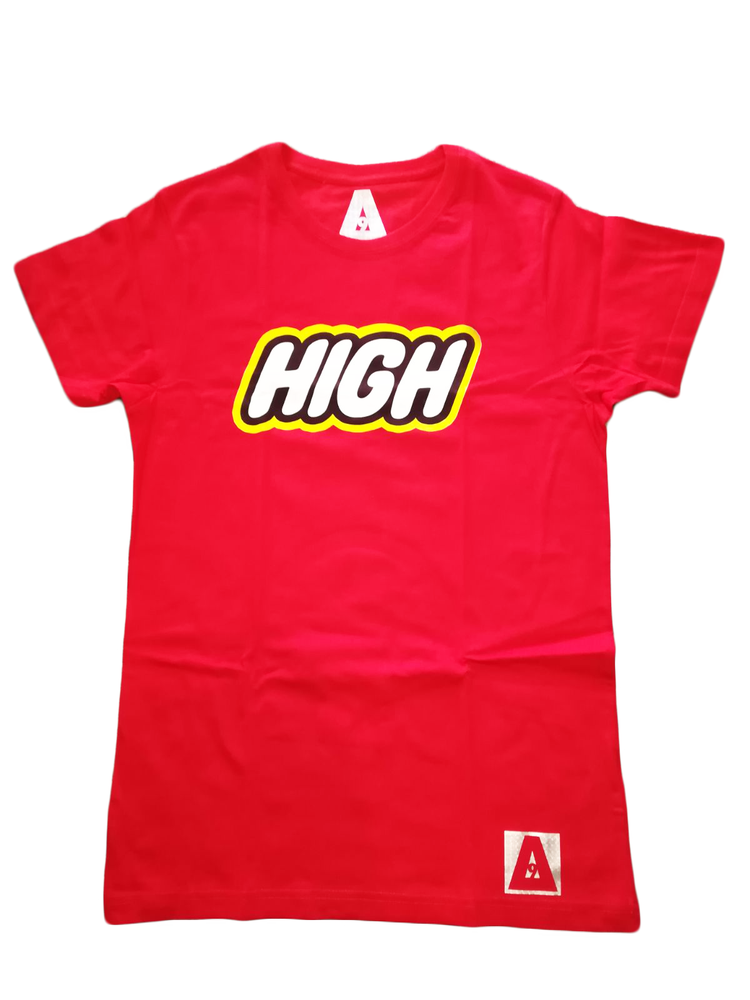"Image of ΔELTA9INE ""HIGH"" T-SHIRT"
