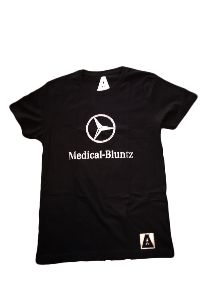 "Image of ΔELTA9INE ""MEDICAL-BLUNTZ"" T-SHIRT"