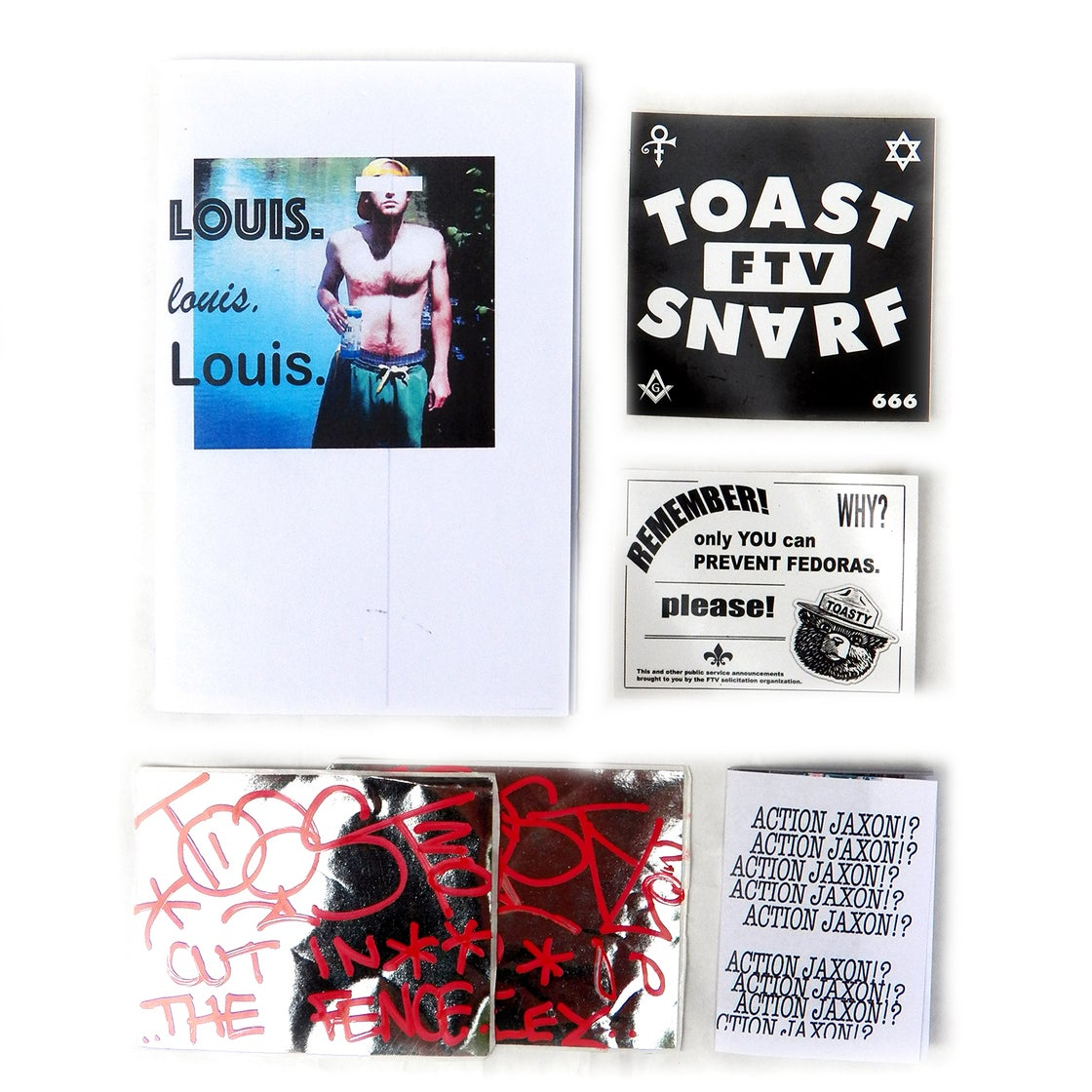 Image of LOUIS - TOAST FTV