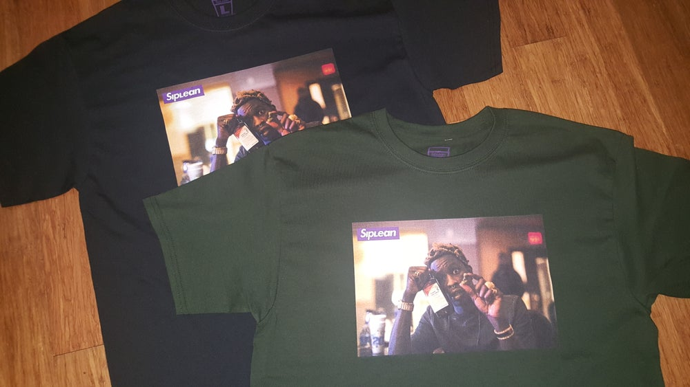 "Image of Siplean ""Young Thug"" Tee Shirt"