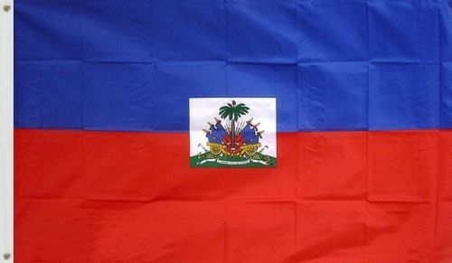 Image of  3x5 HAITI FLAG (LARGE)