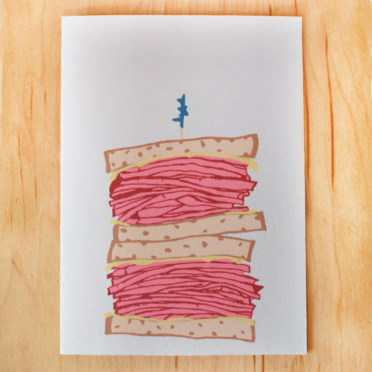 Image of Pastrami Sandwich