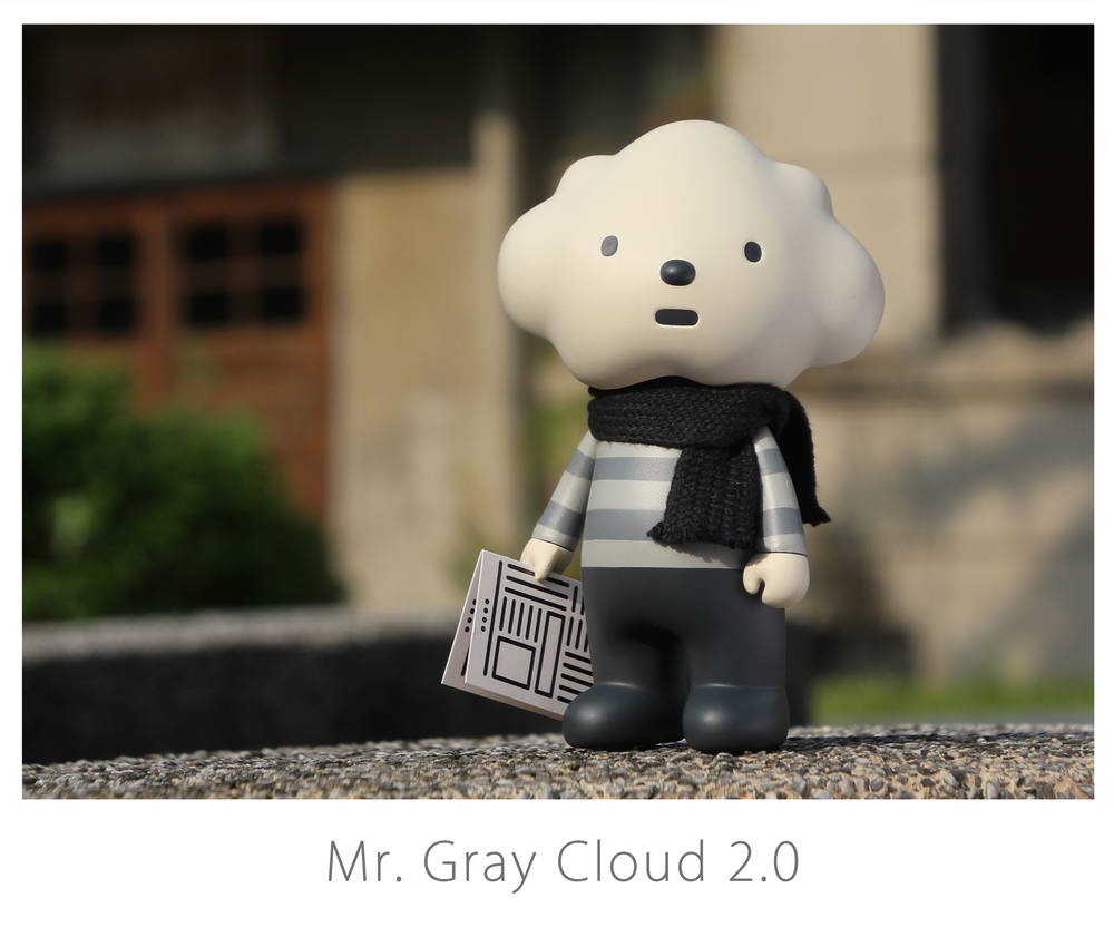 Image of Mr. Gray Cloud 2.0