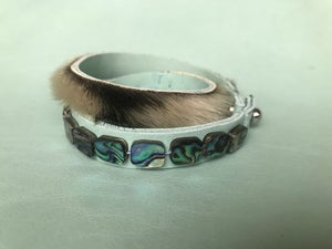 Image of Sealskin Wrap Bracelet
