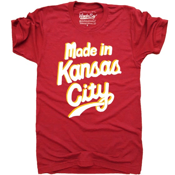 Image of Made in KC Red
