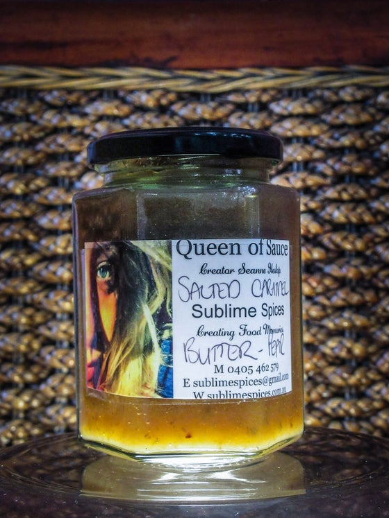 Image of Salted Caramel Pear Butter