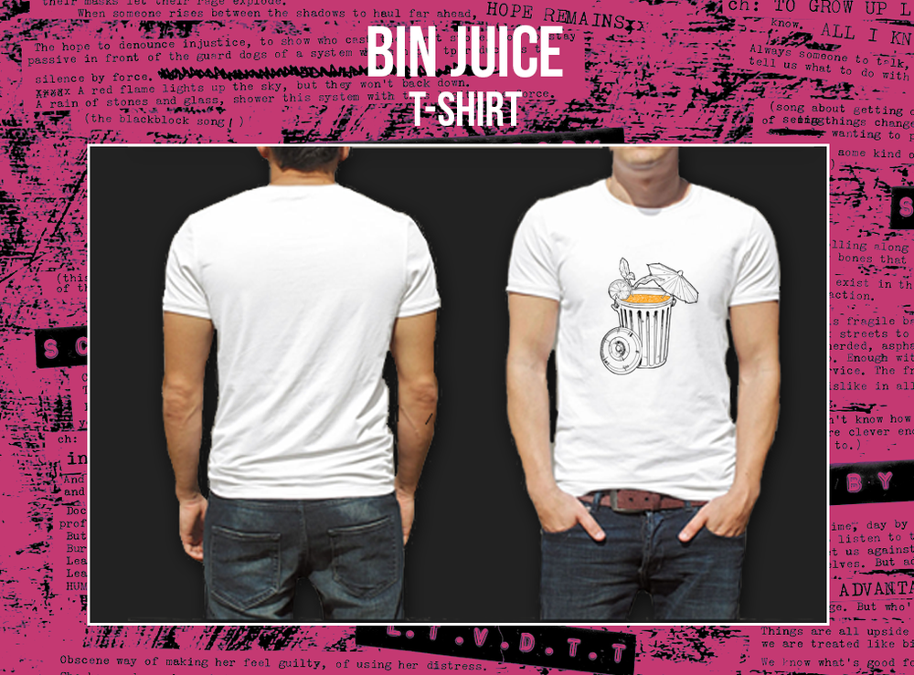Image of Bin Juice T-Shirt