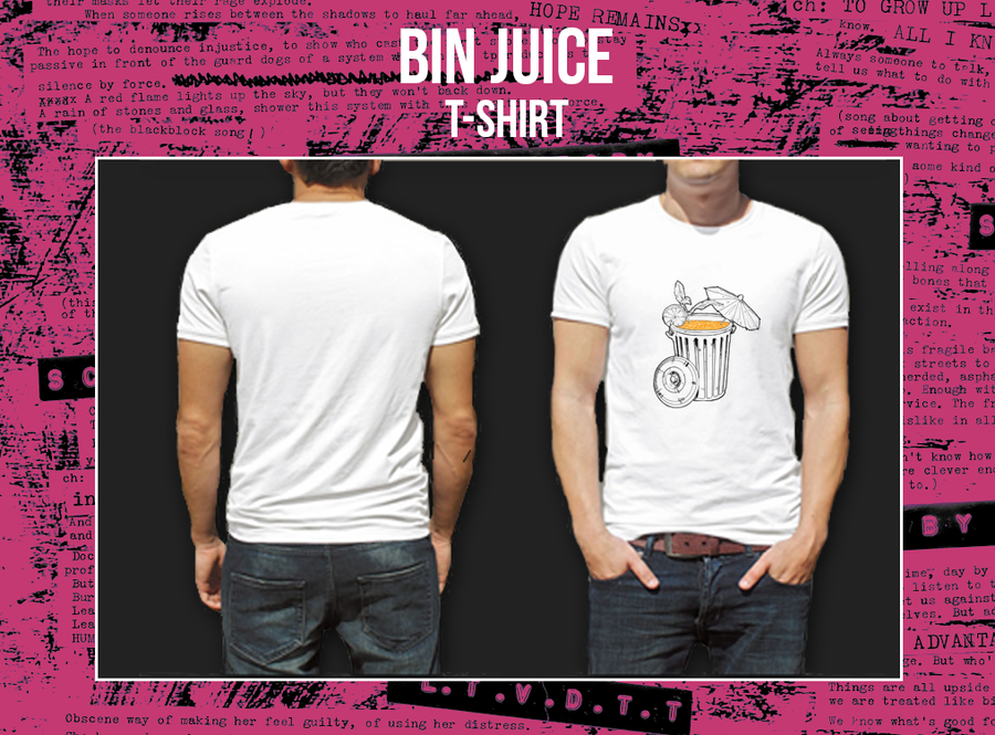 Image of Bin Juice T-Shirt