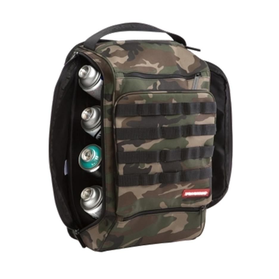Image of SPRAYGROUND GUB BAG BACKPACK CAMO