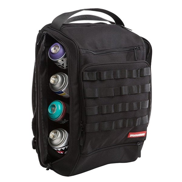 Image of SPRAYGROUND GUB BAG BACKPACK BLACK