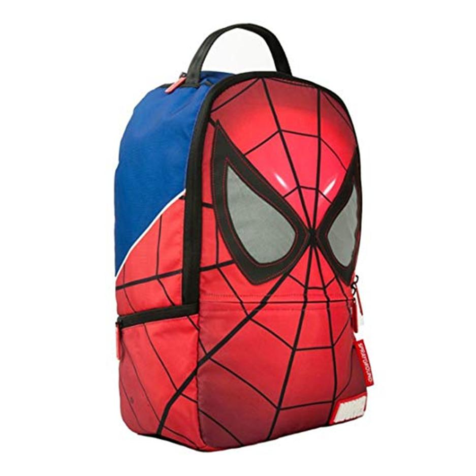 Image of SPRAYGROUND BAG BACKPACK MARVEL SPIDERMAN 3M EYES