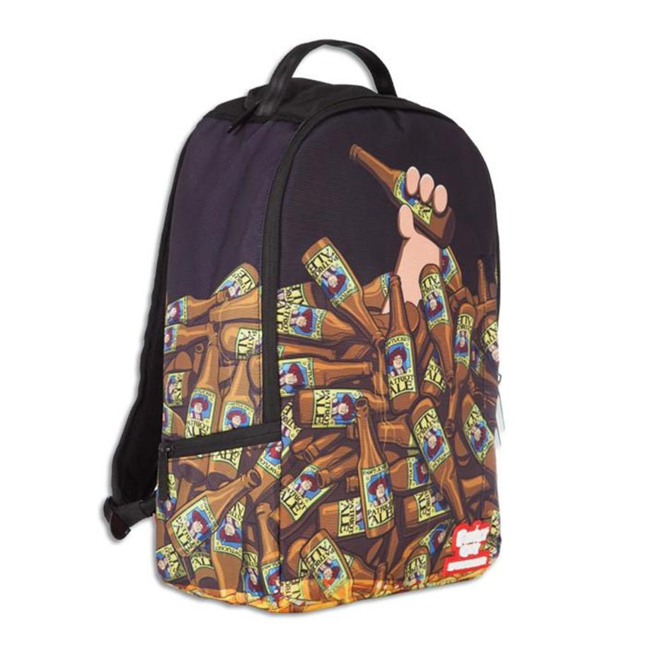 Image of SPRAYGROUND FAMILY GUY BEER BAG BACKPACK