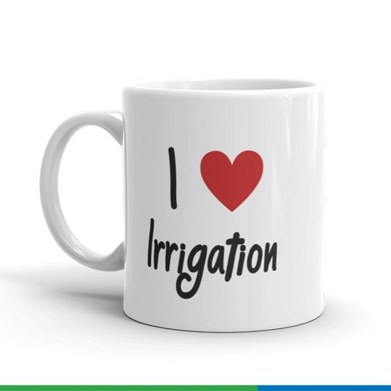 Image of I (heart) Irrigation
