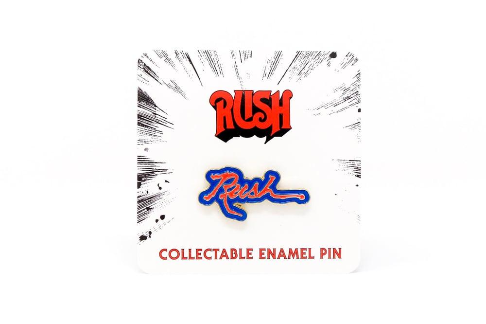 Rush - Hemispheres Enamel Pin