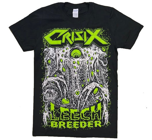 Image of Leech Breeder Black Tee
