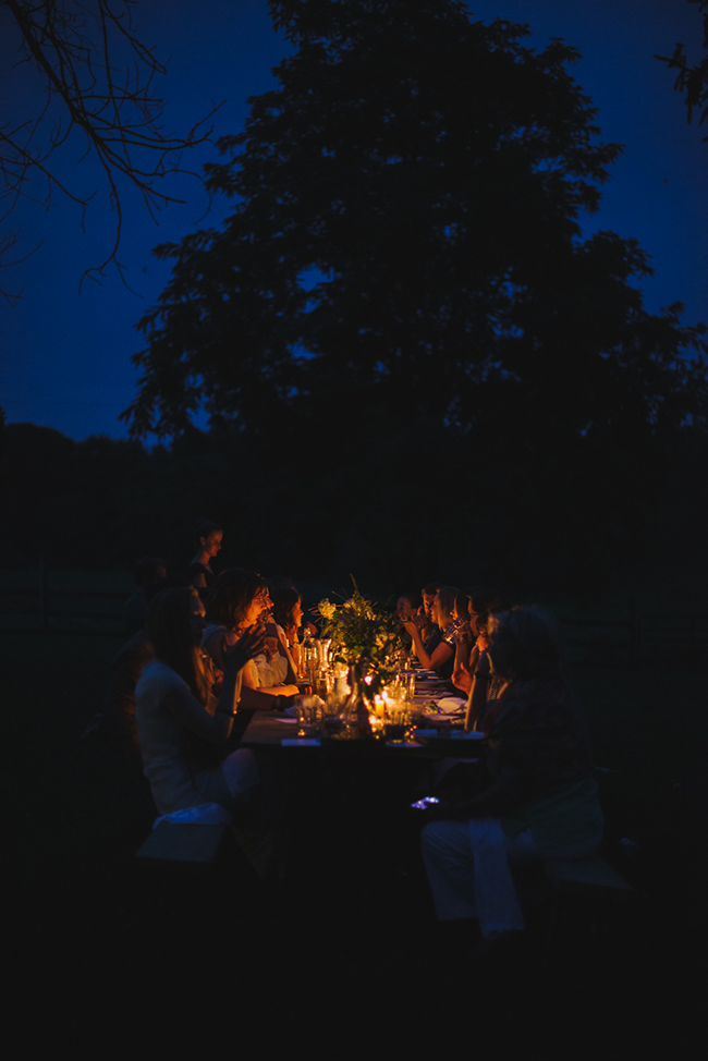 Image of Celebrating Summer: A Countryside Repast