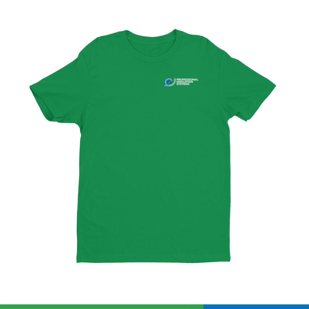 Image of Green Logo Shirt | Unisex