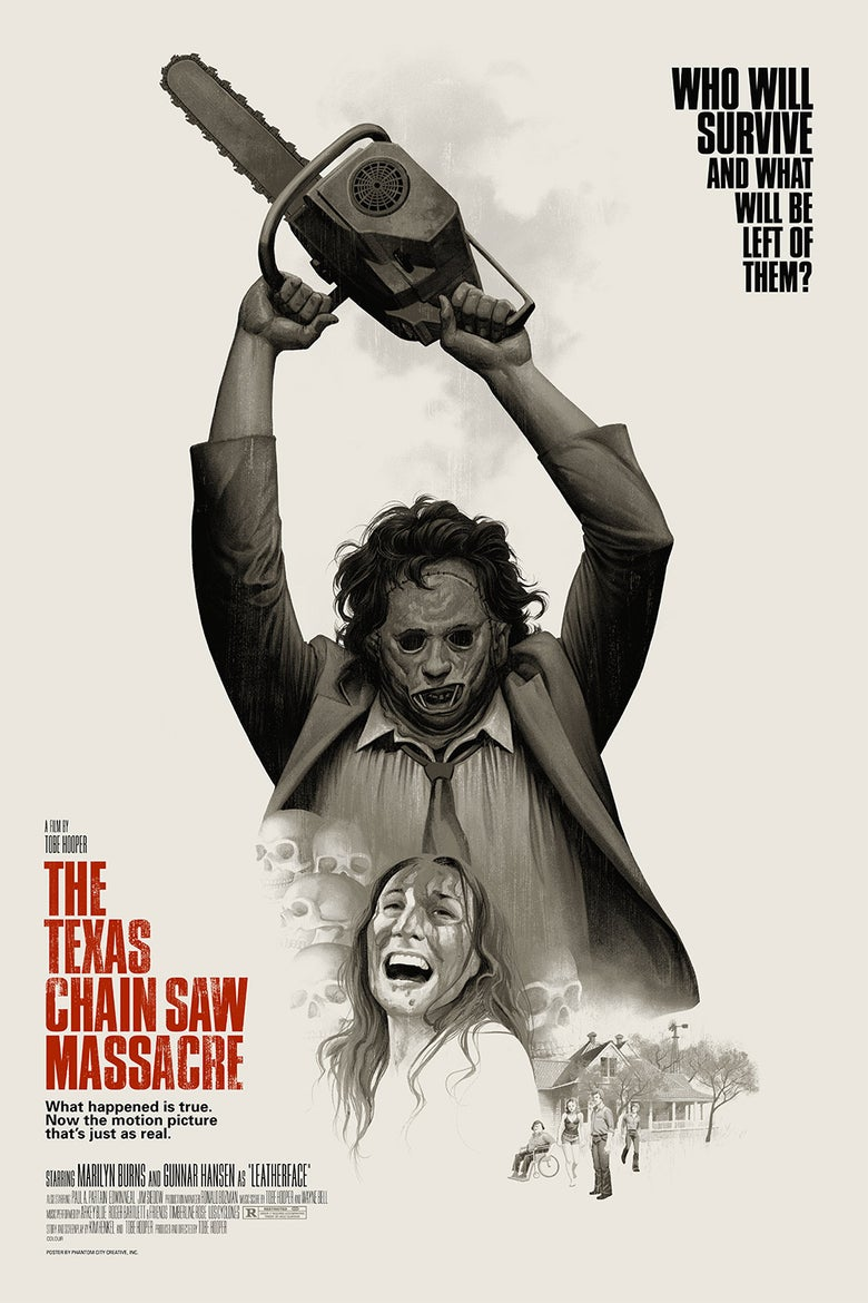 Image of THE TEXAS CHAIN SAW MASSACRE (variant)