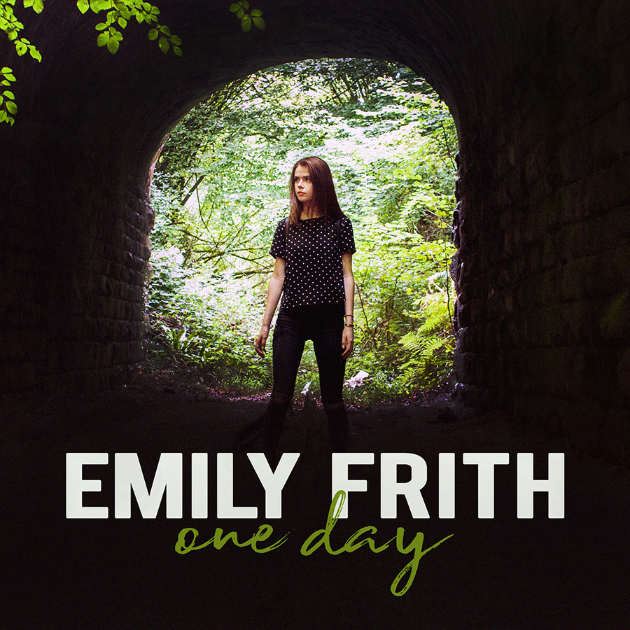 Image of Emily Frith 'One Day' Signed EP
