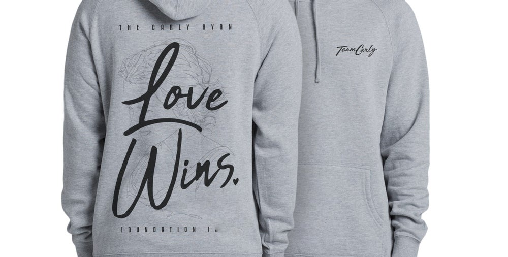 Image of 'Love Wins' Team Carly Hoody
