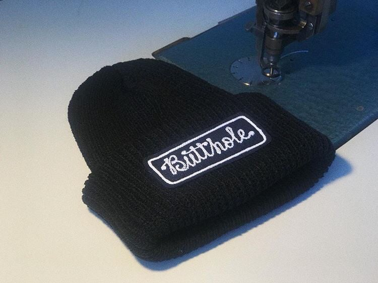 Image of Limited Edition Butthole Beanie