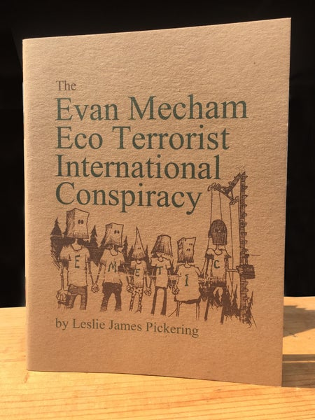 Image of The Evan Mecham Eco Terrorist International Conspiracy