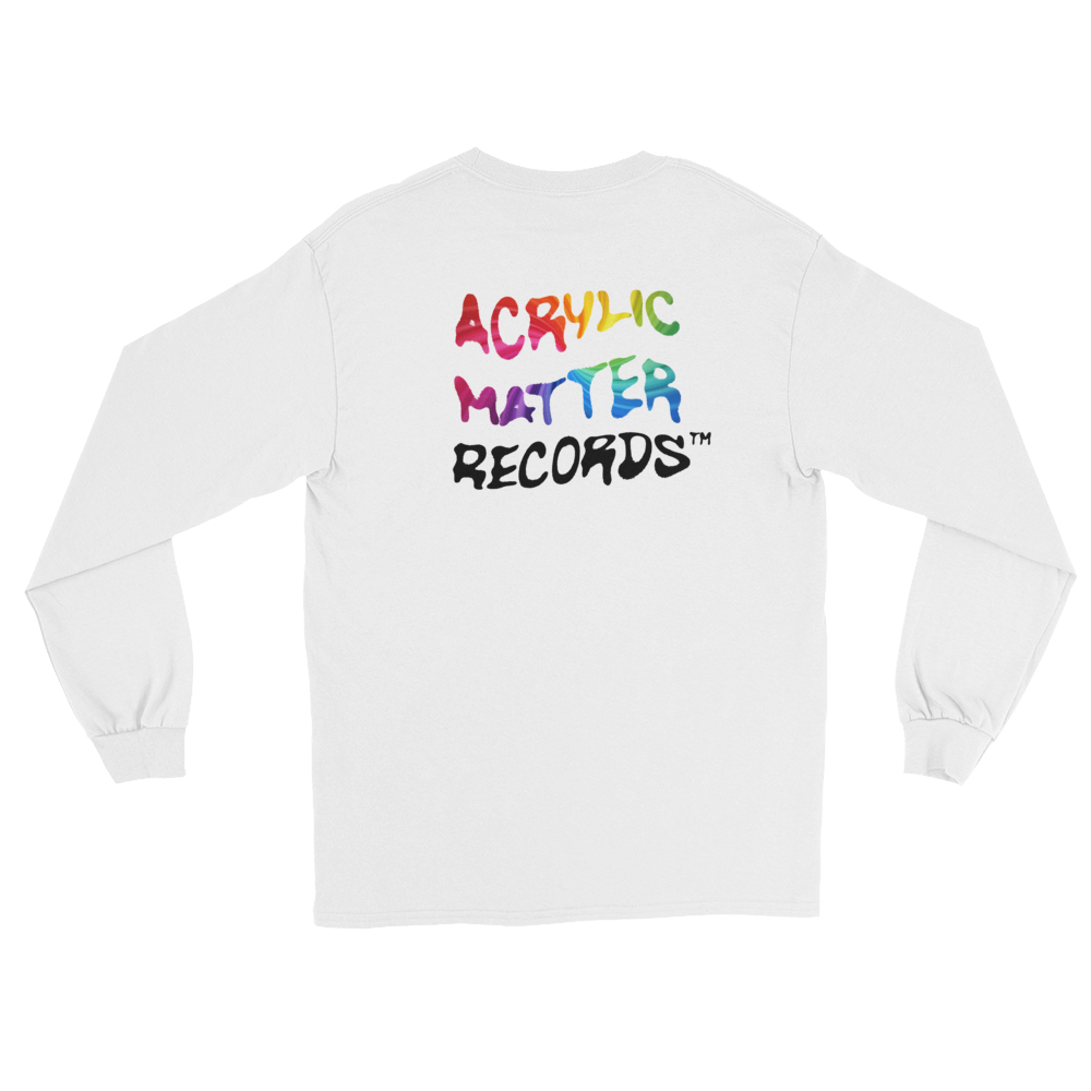 Image of ACRYLIC MATTER RECORDS LONGSLEEVE