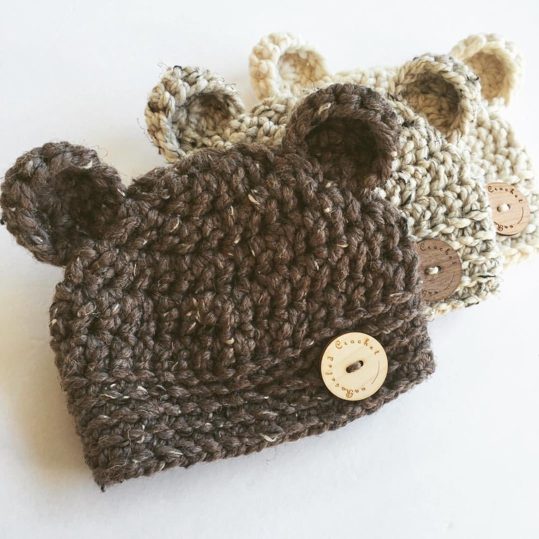 Image of Baby Bear Beanie