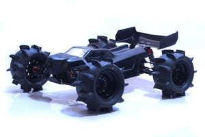 Image of Phat Bodies K2 Truggy body shell for Losi  Mini 8ight and LC racing EMB-1 LWB