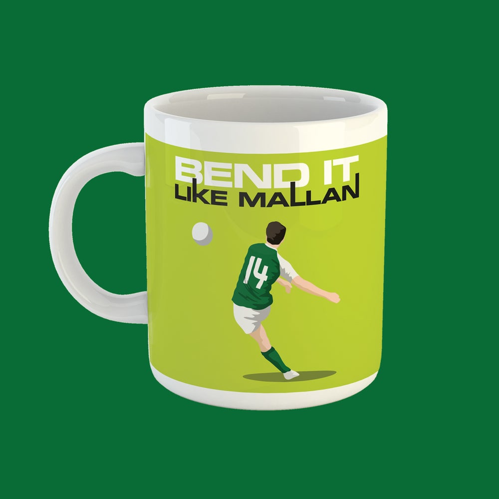 Image of Bend It Like Mallan mug
