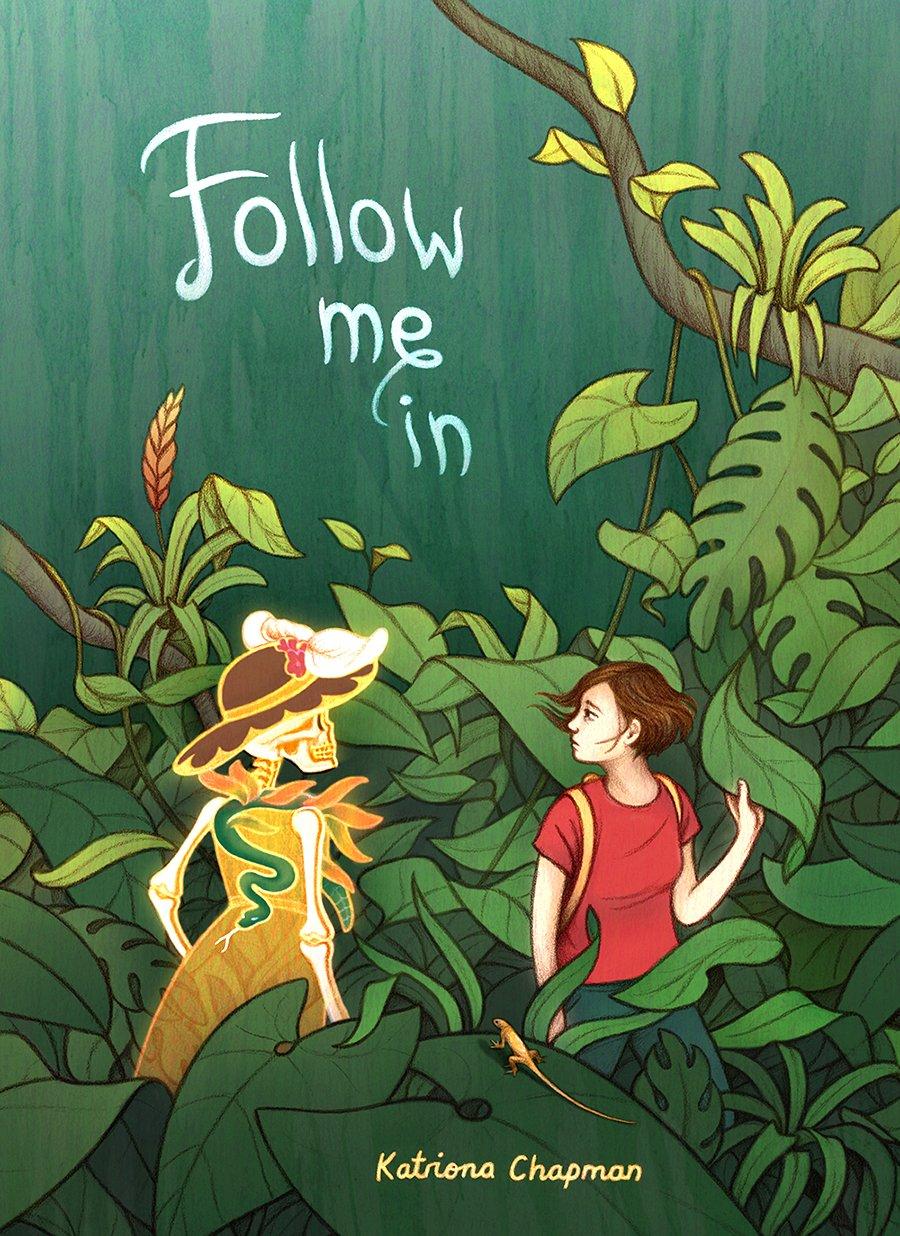 Follow Me In by Katriona Chapman