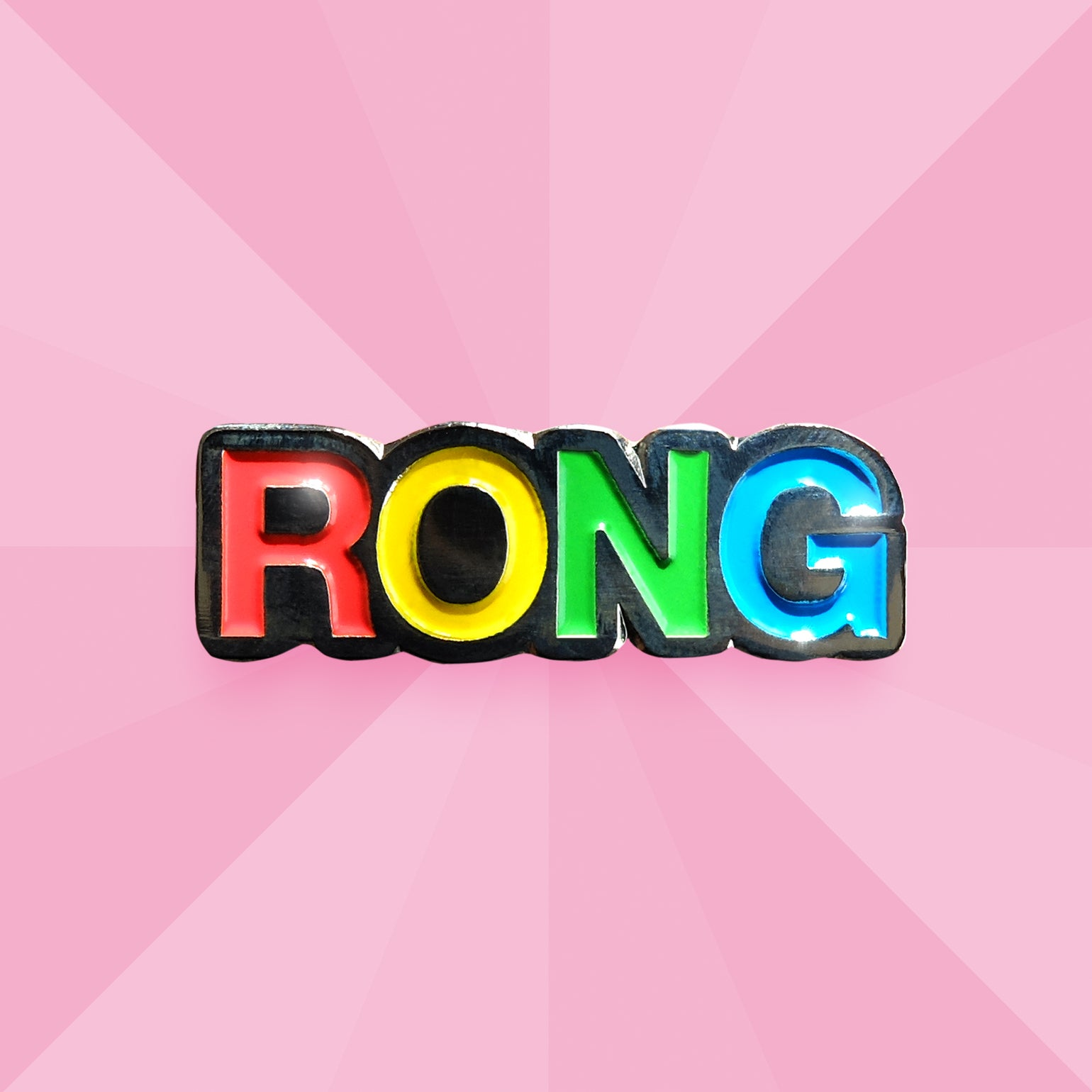 Image of RONG pins