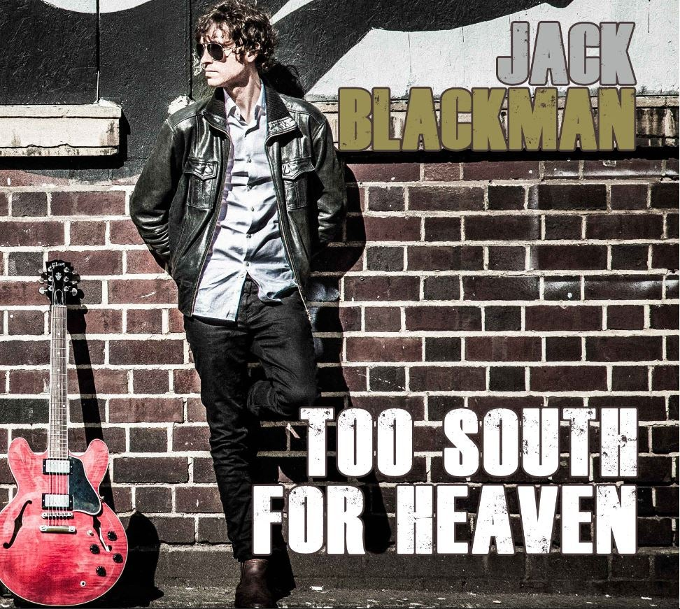 Image of 'Too South For Heaven' (2018) CD