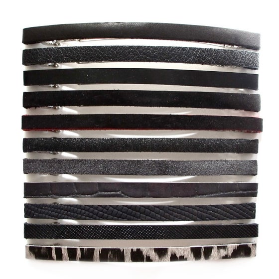 Image of Skinny Barrette - Black v.18