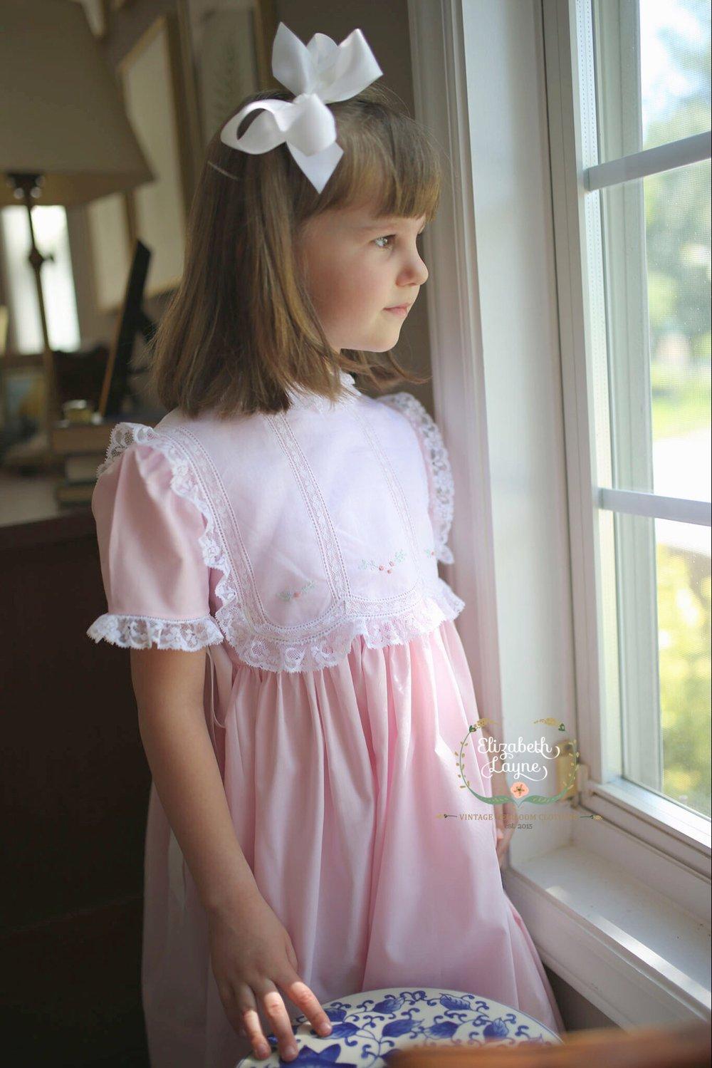 Image of The Yardley Heirloom Dress